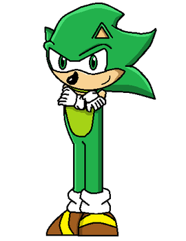 spike the hedgehog by Anthonystuff