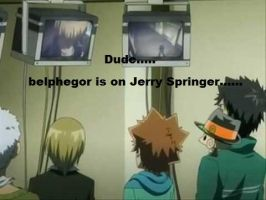 belphegor on...WHAT by Wonder-chan