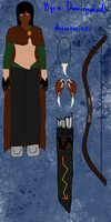 Kyra Dancingwind basic and accessory reference by Lady-WynterFyre