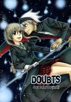 Soul Eater Doujinshi: Doubts Cover by nayght-tsuki
