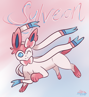 A Sylveon for Sidney by Sylverstone14