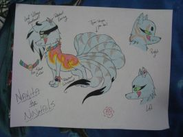CE: Nakita the Ninetales by b0rderIands