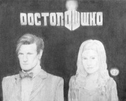Doctor Who by Zleviq