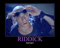 Motivation - Riddick by Songue