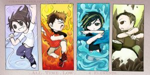 All Time Low - Elements by Chocoreaper