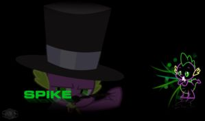 Spike Wallpaper by InternationalTCK