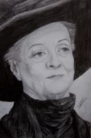 professor mcgonagall, better version by isabelicious