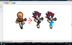 More and More Conversions by ZeSaviour-Spriter