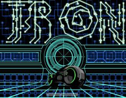 Tron Digital Painter @ Disney.com - Tron by SilverShadowSpark