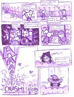 S. Paper Misadventures Page 2 by Kay-double-O-Zii