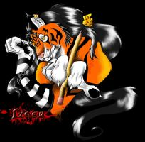 Cool New Tyger ID by TygerStKuan