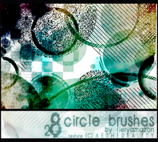 CIRCLES 01 + by fieryamazon