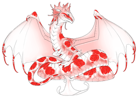 Cherry Dragon by Screeches