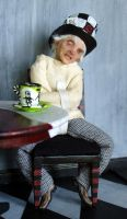 Mad Hatter by pixiwillow