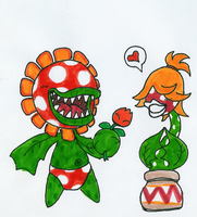 500 CC - 283: Petey Piranah by Hyliaman