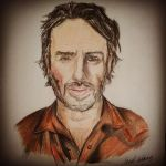 Rick Grimes by JTBeast