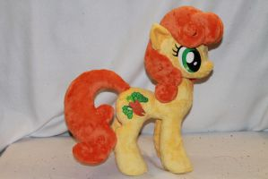Carrot Top Plush by KarasuNezumi