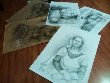 latest drawings by SzollosiAnna