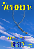Wonderbolts poster by anttosik