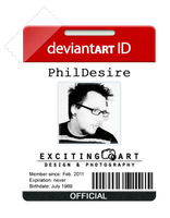 ID card from 05.06.2011 by PhilDesire
