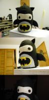 BECAUSE I'M BATMAN!! by chococat830