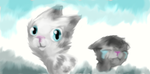 greystripe X silverstream by exdile