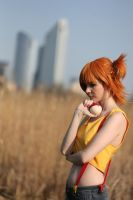 Misty: I'm sulking. by ShaeUnderscore