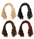 Hair png by selena2016