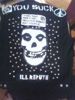 my new vest by armoraxer69