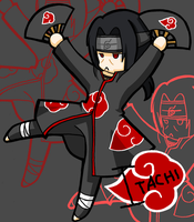 Itachi Dance by forte-girl7
