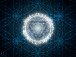 Sacred Geometry by Ghj