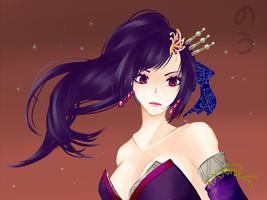 SW3 Nouhime by Draven4157