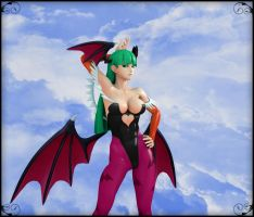 Morrigan by santajessica01