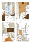 Apartment Sketches by yoolchie