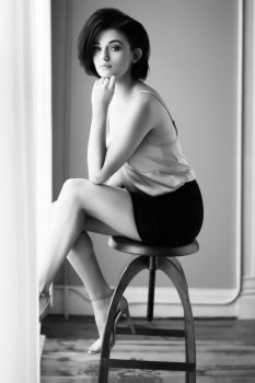 Natural Light BW by EFPhoto