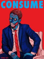 THEY LIVE_Chris-Hardwick_CONSUME_Hal Hefner by HalHefnerART