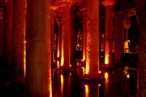 Cistern. by johnwaymont