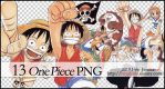 13 One Piece  PNG by jessicazxy