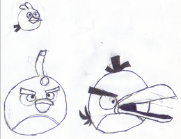 More Angry Birds by Kyleboy21
