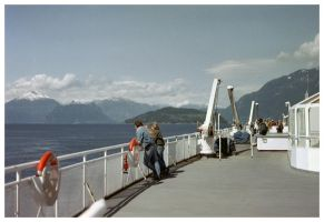 Ferry to vancouver island by inbalance