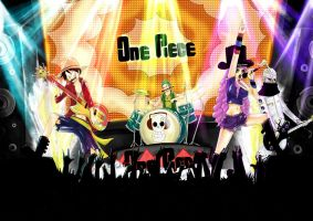 One Piece ROCKs by Ruk1z