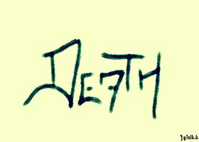 Typo Death#1 by ColdMarch
