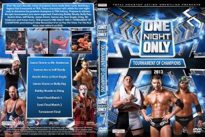TNA One Night Only Tournament of Champions DVD by Chirantha
