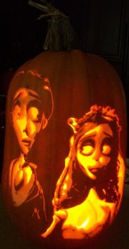 Corpse Bride by pumpkinsbylisa