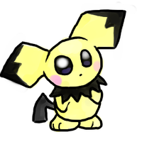 Random Pichu by CrazyRatty