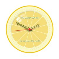 THE LEMON WATCH Save Orange by THE-LEMON-WATCH