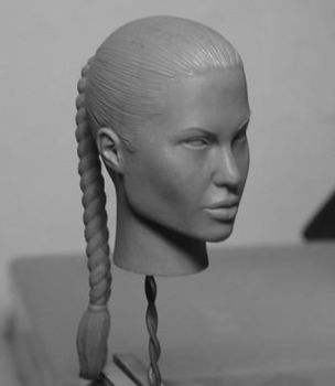 1:6 scale Angelina Jolie02 by Indigenous-BJ