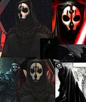 Collage of Darth Nihilus by LadyIlona1984