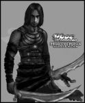 WIP: PRINCE OF PERSIA by pbozproduction