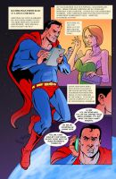 TLIID 104. Gossiping Superman by AxelMedellin